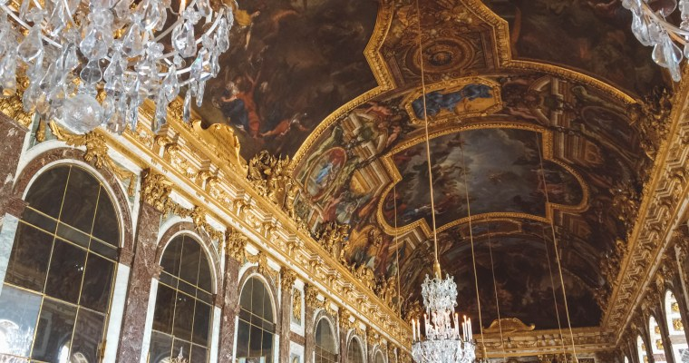 Visiting the Chateau de Versailles