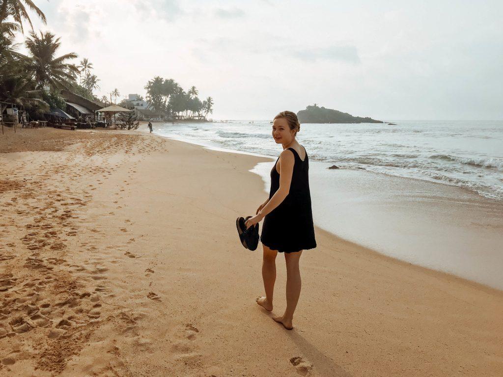 Exploring the Beach Town of Mirissa