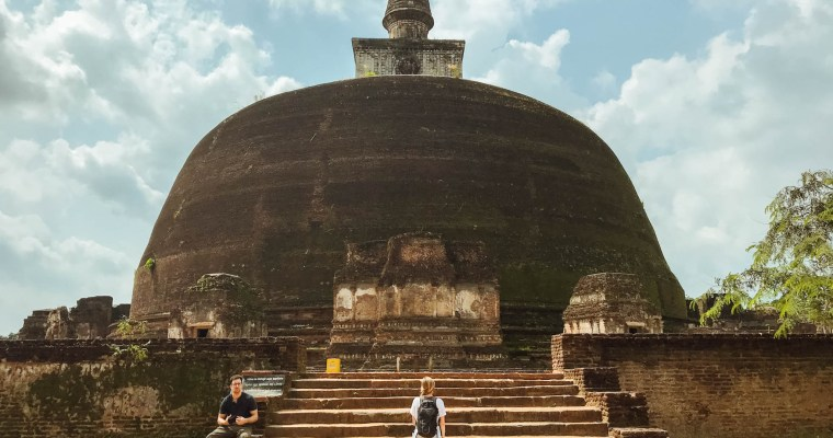 Exploring the Ancient City of Polonnaruwa