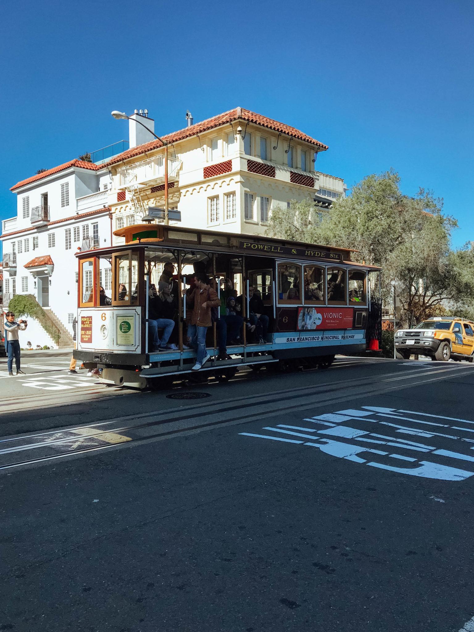 jana meerman san francisco cable car