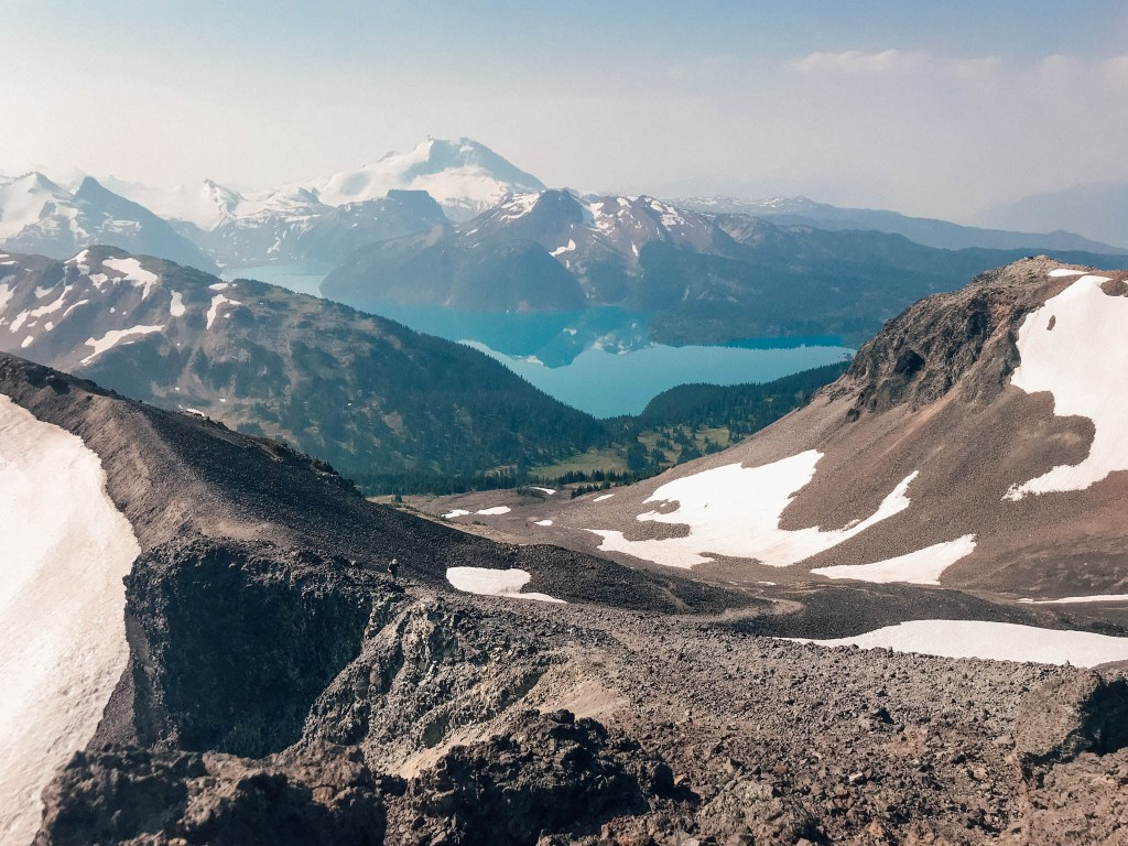 Black Tusk & Garibaldi Lake Hike