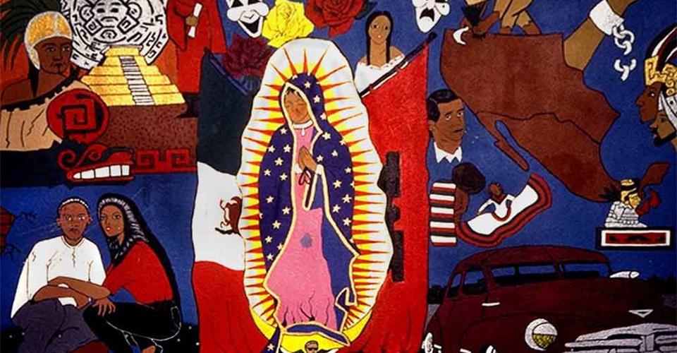 Irene Perez (Venezuela), Untitled (Mexican Themes), 20th century