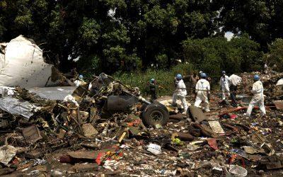 दक्षिण सुडानमा विमान दुर्घटना, १० जनाको मृत्यु