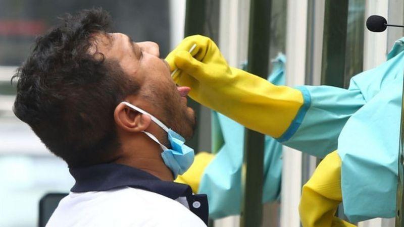 एकै दिन थपिए १०९६ संक्रमित, २६२ निको, ८ जनाको मृत्यु