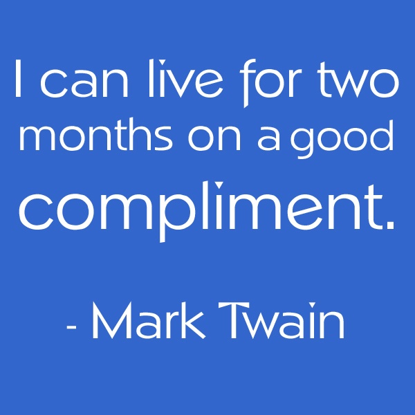Image result for power of compliments