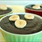 Kochbuchmittwoch: Schokoladen-Bananen-Mousse