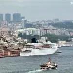 Watching the Bosporus