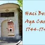 Hacı Beşir Ağa Camii in Sultanahmet