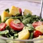 Kochmittwoch: Kartoffel-Bohnen-Salat