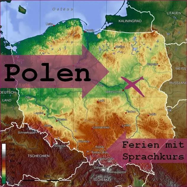 Meine Winterferienpläne: Zwei Wochen Polen