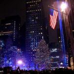 Travel: Rockefeller Center Christmas Tree Lighting