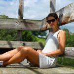 Outfit: The Little Grey Summer Dress