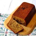Recipe: Pistachio Banana Bread