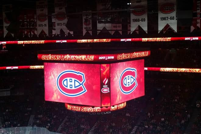 Travel to Montreal: My First Ice Hockey Game