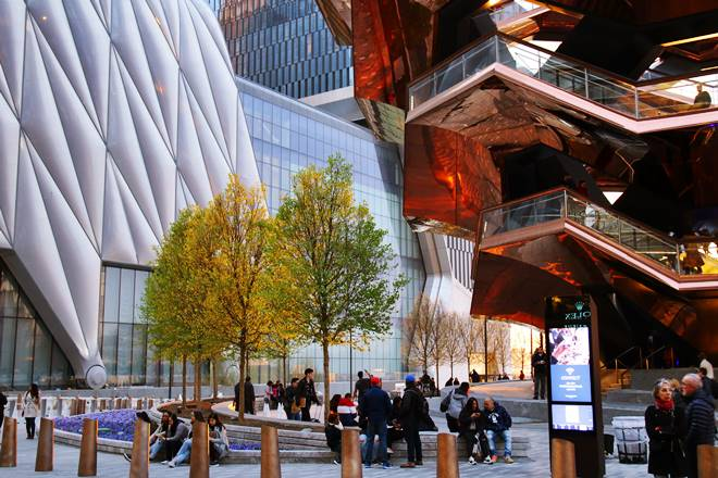 5 Places To Visit in NYC | janavar The Shed