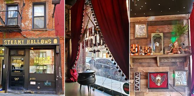 5 Places To Visit in NYC | janavar Steamy Hallows