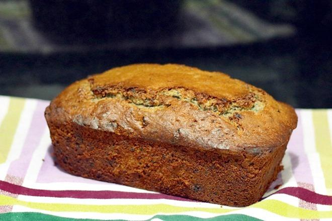Recipe: Blackberry Mint Bread | janavar