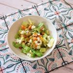 Recipe: Romaine Lettuce and Sweet Potato Salad