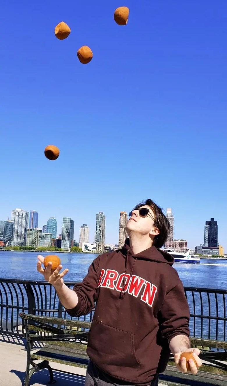 Rich juggling