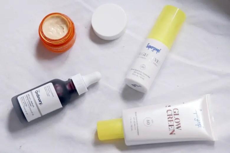 Sephora skin care products - janavar