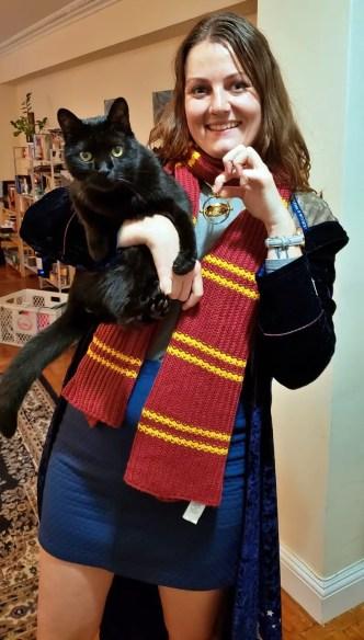 Weekend Musings, Vol. 6: More Than 20 Years of Magic   janavar - Halloween Hermione Granger costume