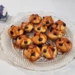 Recipe: Chocolate Caramel Sourdough Muffins