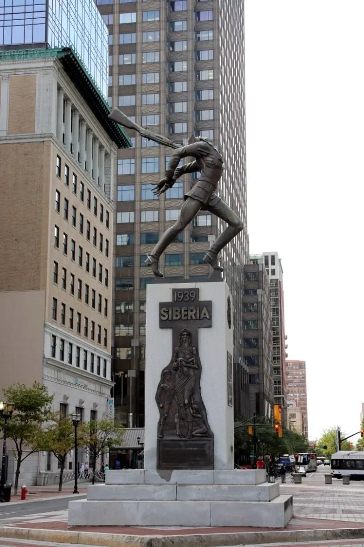 War Monument - Quick Trip to Jersey City | janavar