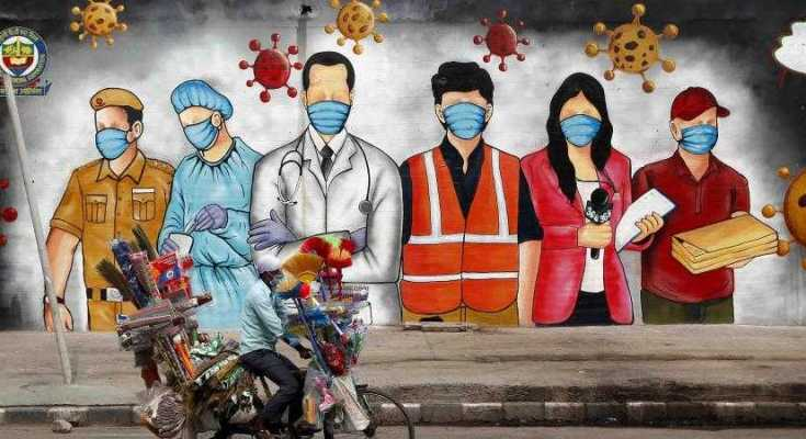 MOST COVID-19 INFECTED COUNTRY
