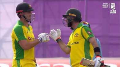 Australia beats England by 19 runs in first one day