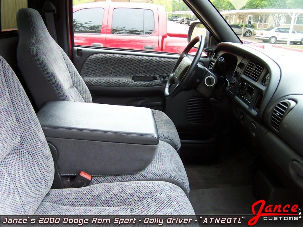 Jance Customs 2000 Dodge Ram Sport ATN2DTL The
