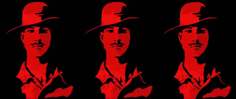 भगत सिंह।