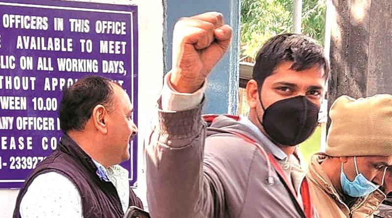 दिल्ली पुलिस के विरोध के बावजूद मनदीप पुनिया को मिली जमानत