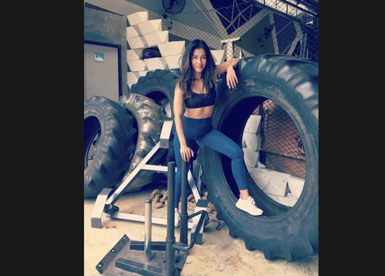 Fit and fab, Hani Handayani, on crunching fears and transformations.