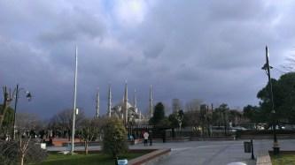 Sultanahmet, Plava džamija - Sultanahmet, the Blue Mosque