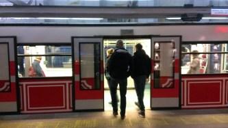 Tunel vagon