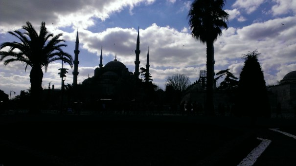 Sultanahmetova ili Plava džamija - Sultanahmets or Blue mosque