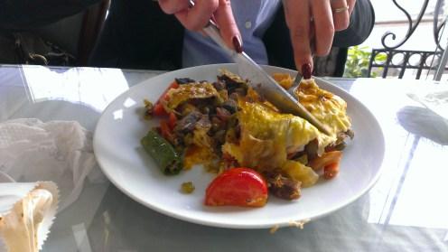 Otomanska kuhinja - rasečena