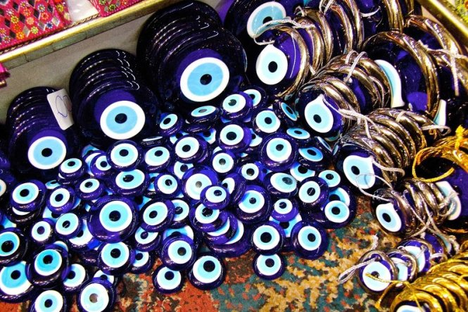 Plavo oko, Fatimino oko ili Nazar - Blue Eye, Fatima's Eye or Nazar