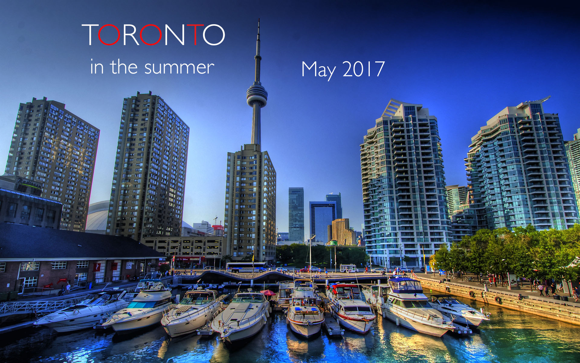 What to do in Toronto – May 2017