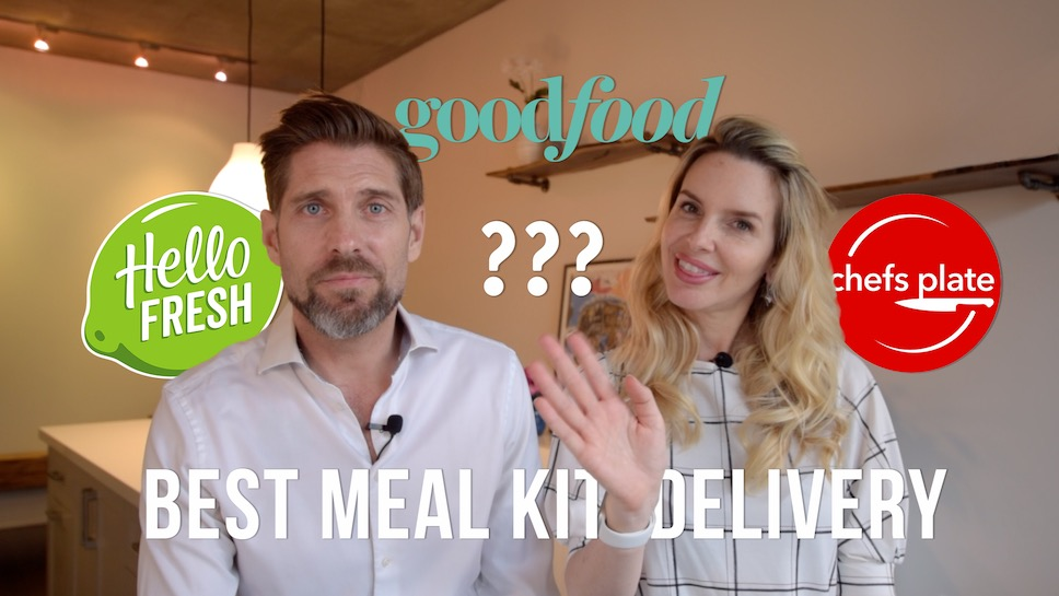 Meal Kit Delivery Review – GoodFood, Chef's Plate or Hello Fresh?