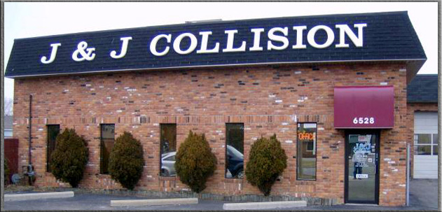j and j collision service
