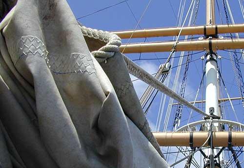 sail stitching