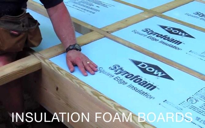 Insulation Foam Boards