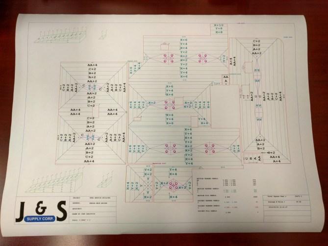 Tapered Design Blueprint