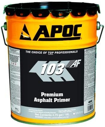 APOC 103 Asphalt Primer