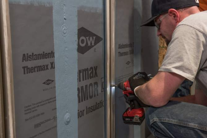 Dow Thermax Insulation