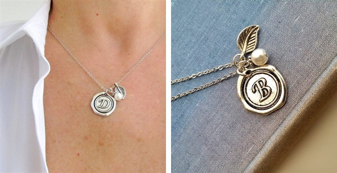 Personalized Tag Necklace Jane