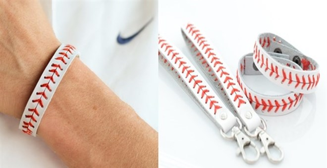 Leather Baseball Accessories | Blowout