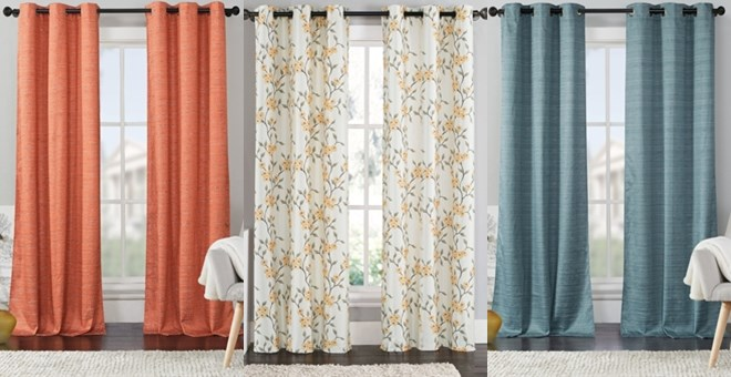 Blackout Curtain Panels | Set of 2