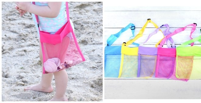 Beachcomber Sea Shell Bags | 5 Colors